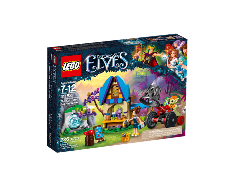 Elves Lego Themes Catalogue Secret Chamber Educational Toys