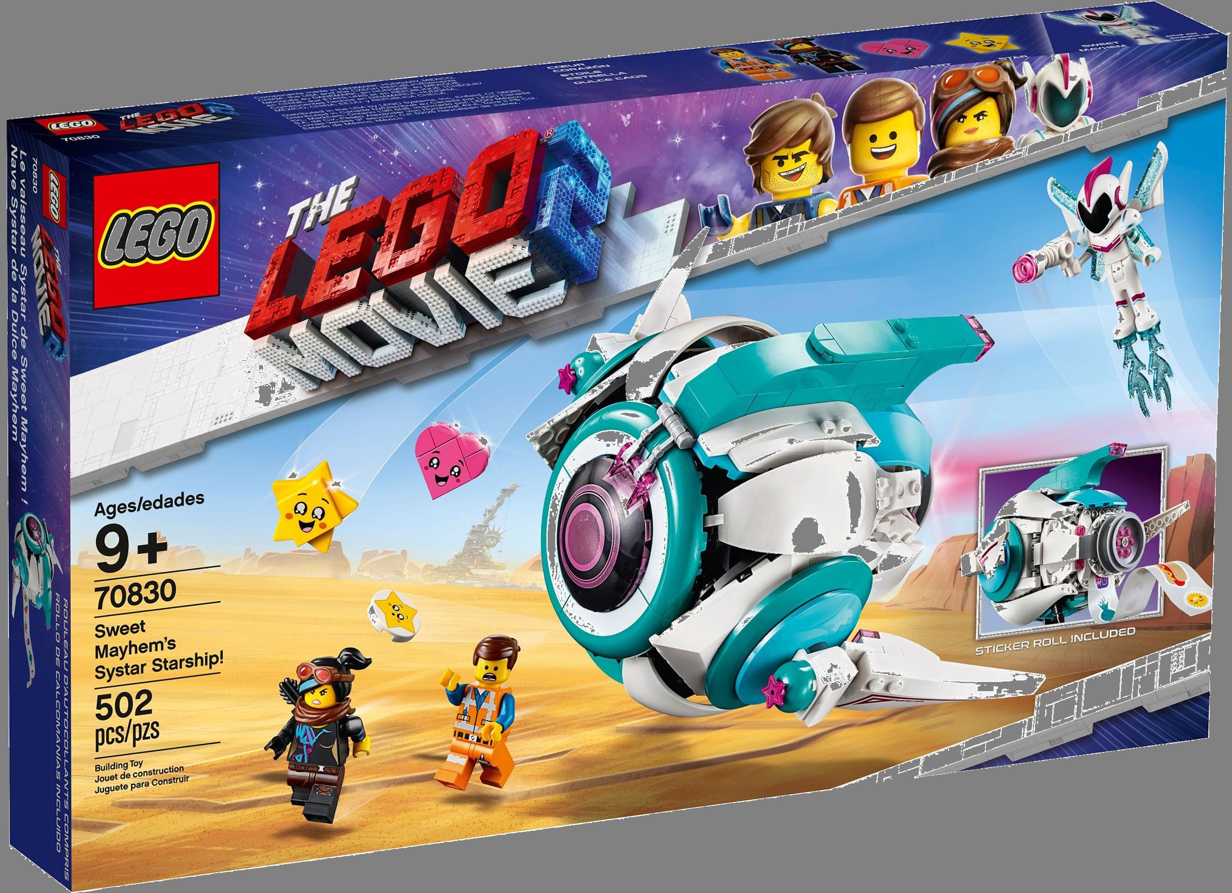 LEGO Movie 2 - Catalogue | Secret Chamber - Educational toys, Toys